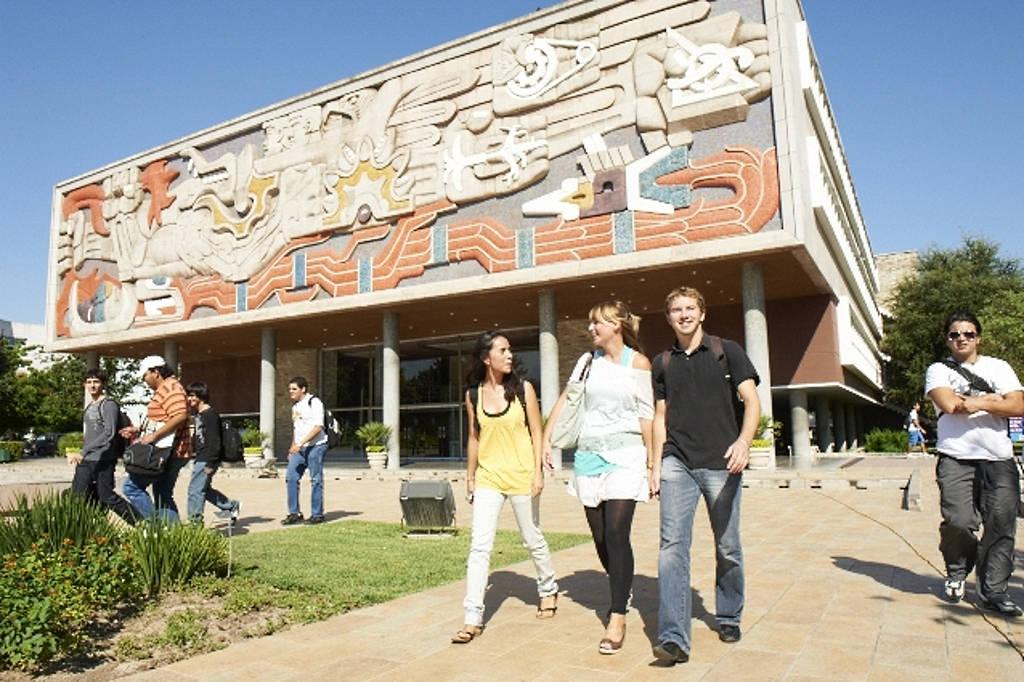 Tecnológico de Monterrey, Campus Monterrey : Fotografía © Tecnológico de Monterrey