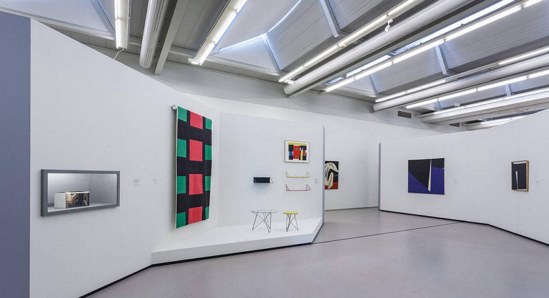 UNStudio crea diseño para la exhibición 'Constant. Space + Colour' para el Museo Cobra : Photo credit ©Peter Tijhuis / Cobra Museum for Modern Art