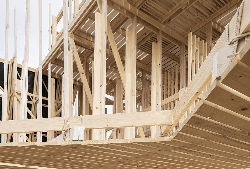 HOUSE ONE Realization : Photo © Dylan Perrenoud - ALICE EPFL