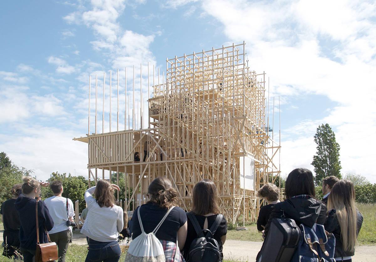 HOUSE ONE Realization : Photo © ALICE EPFL