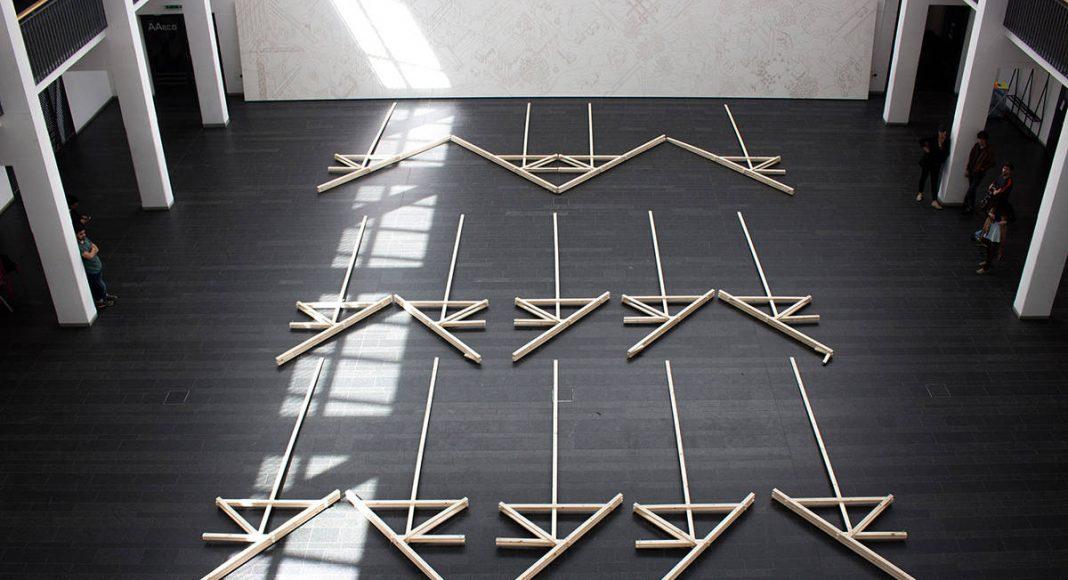 HOUSE ONE Prefabrication : Photo © ALICE EPFL