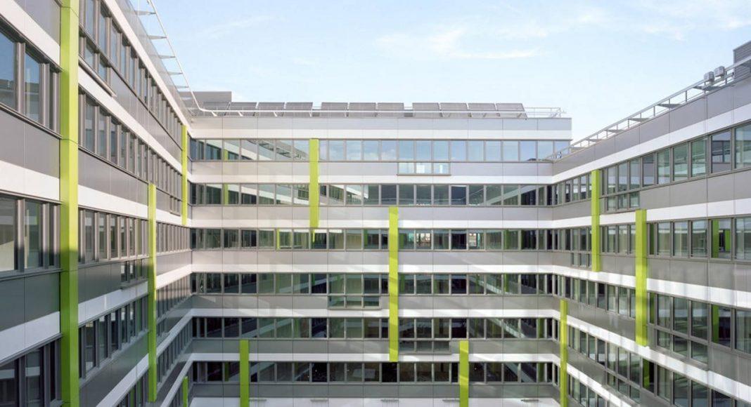 Eole Headquarters Evergreen Campus Montrogue, France : Photo credit © LK Photographe