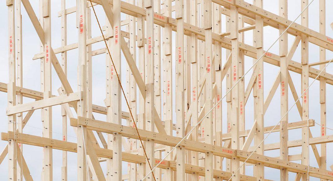 HOUSE ONE Proto-Estructura : Photo © ALICE EPFL