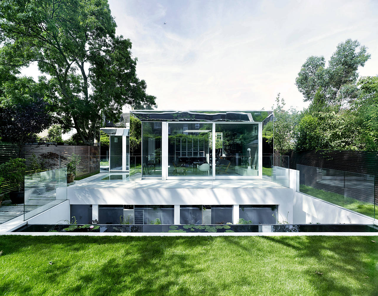 Covert House by DSDHA in Clapham Old Town, London, England : Photo credit © Christoffer Rudquist