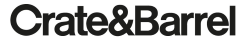 Logo © Crate & Barrel