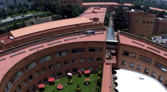 Campus Universidad Iberoamericana Santa Fe : Fotografía © Universidad Iberoamericana