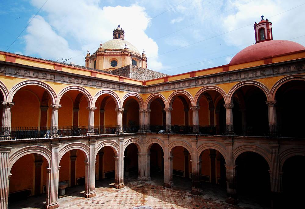 Contar la historia del recinto a través de la mirada de sus visitantes, motivó la organización del concurso fotográfico : Foto © Héctor Montaño INAH