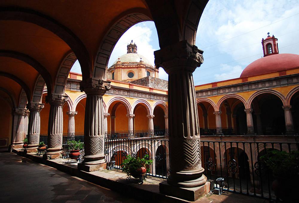 Convocan a celebrar con imágenes los 80 años del Museo Regional de Querétaro : Foto © Héctor Montaño INAH