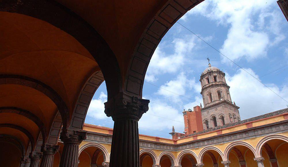 El museo abrió sus puertas en 1936. Foto © Héctor Montaño INAH