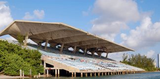 Miami Marine Stadium : Photo credit © Rick Bravo