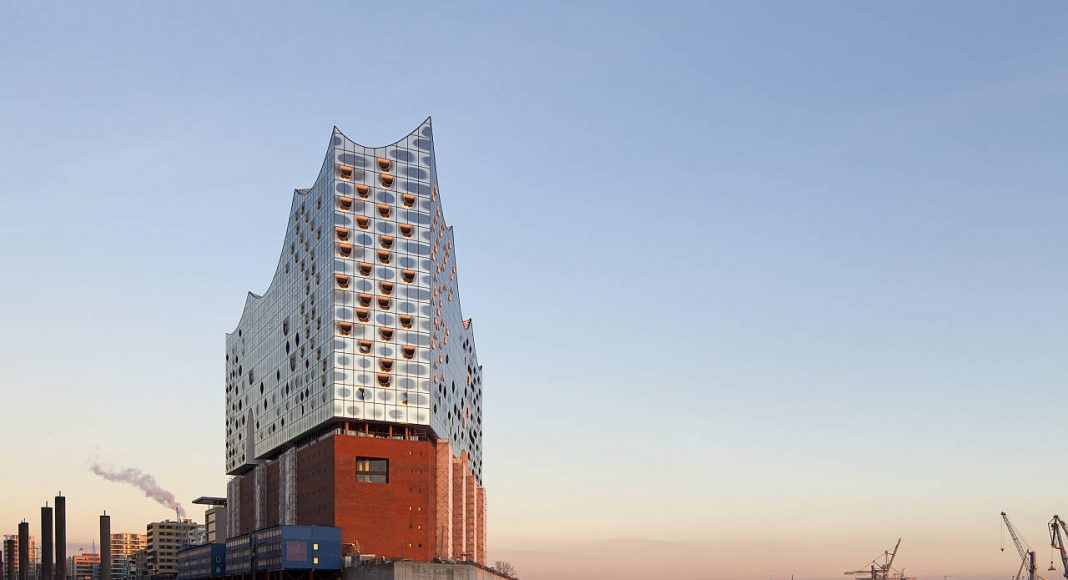 Elbphilharmonie : Photo credit © Oliver Heissner, courtesy of Elbphilharmonie Hamburg