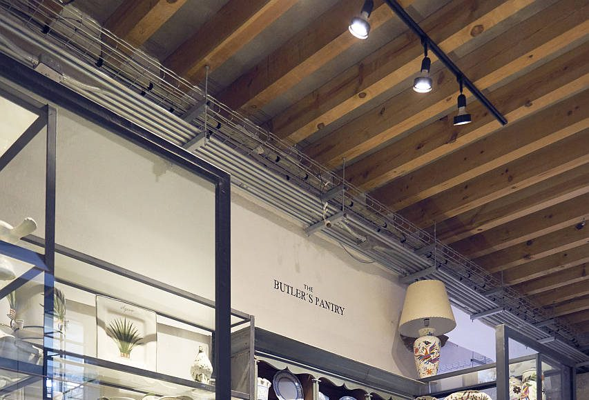 Dôce 18 Concept House - The Butler´s Pantry Cerámica Estanzuela : Photo © Cerámica Estanzuela