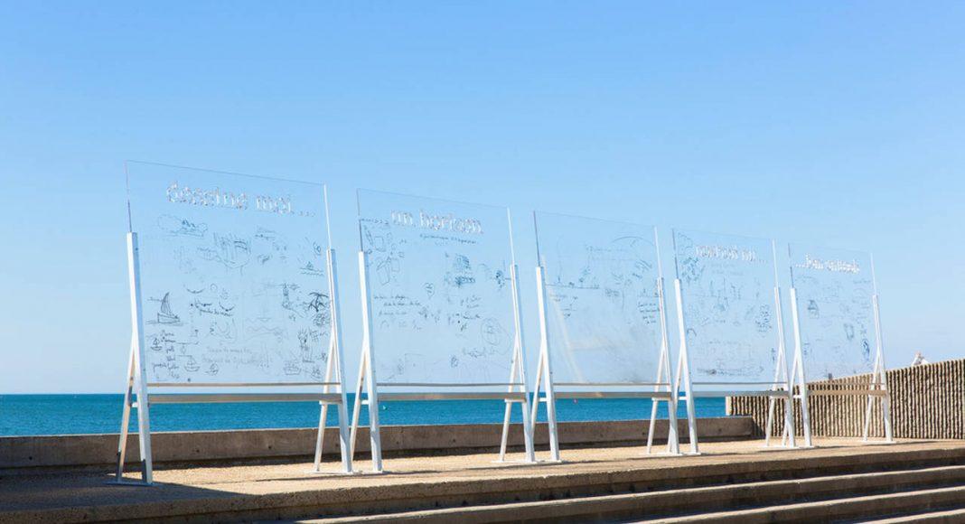 Dessine moi un horizon by L'Atelier Sauvage - Mélanie Metier et Chloé Mariey : Photo credit © Paul KOZLOWSKI © www.photoarchitecture.com