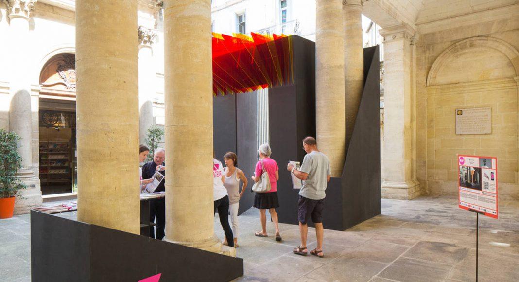 Porte Vers ... by Maurice Schwab : Photo credit © Paul KOZLOWSKI © www.photoarchitecture.com