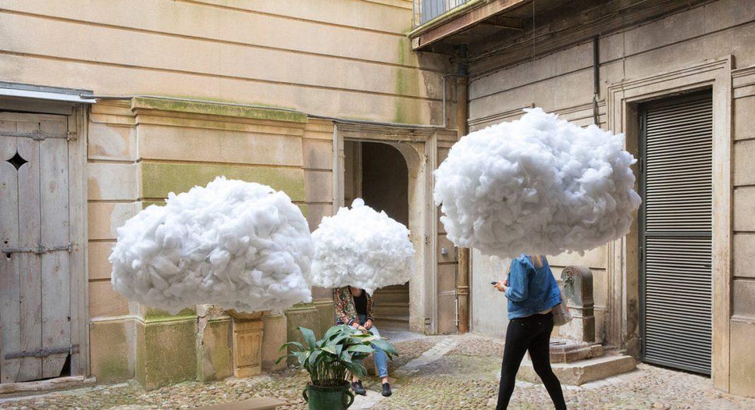 La tête dans les nuages by Mickael Martins Afonso et Caroline Escaffre Faure : Photo credit © Paul KOZLOWSKI © www.photoarchitecture.com