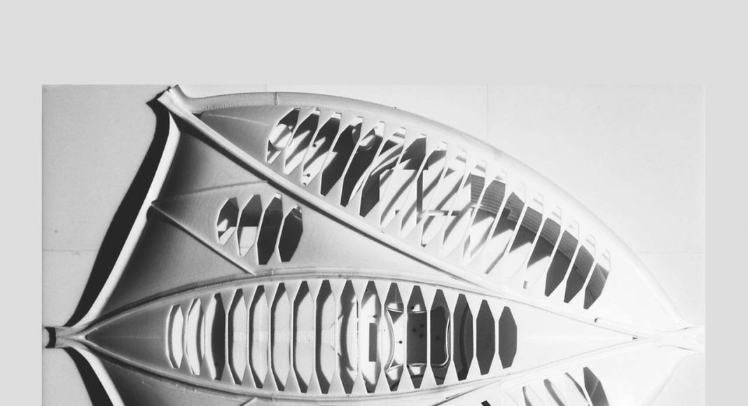 Montreal Biodome Science Museum 3D Printed Model : Photo credit © KANVA