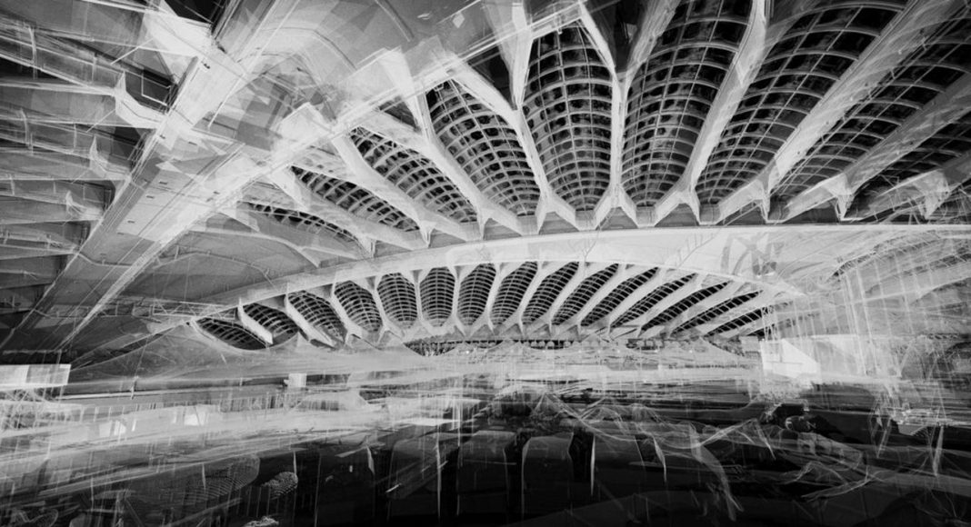 Montreal Biodome Science Museum Point Cloud : Photo credit © KANVA