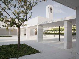 Institución Benéfico Social Padre Rubinos by Elsa Urquijo Arquitectos : Photo credit © ELSA URQUIJO ARCHITECTS