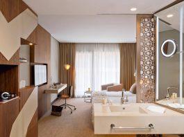 Radisson Blu Marrakech Superior Room : Photo credit © Atelier Pod