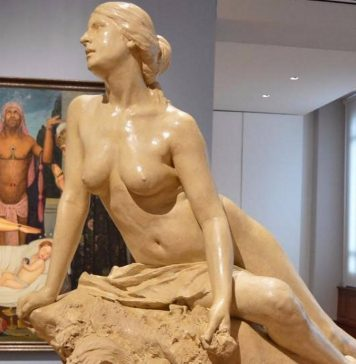 De la piedra al barro. Escultura Mexicana Siglos XIX y XX : Fotografía © Museo Nacional de Arte (MUNAL)
