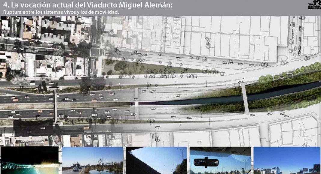 Proyecto de Regeneración Río La Piedad de Taller 13 : Imagen © Taller 13
