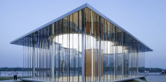 The Cloud Pavilion in Shanghai by Schmidt Hammer Lassen Architects : Photo credit © Peter Dixie