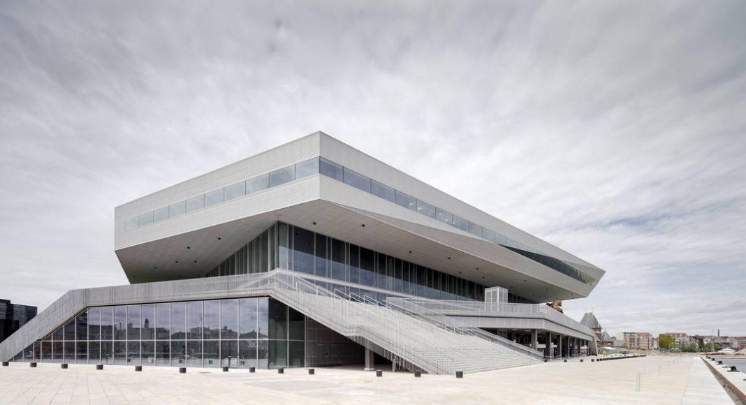 Dokk1 by Schmidt Hammer Lassen Architects : Photo © Schmidt Hammer Lassen Architects