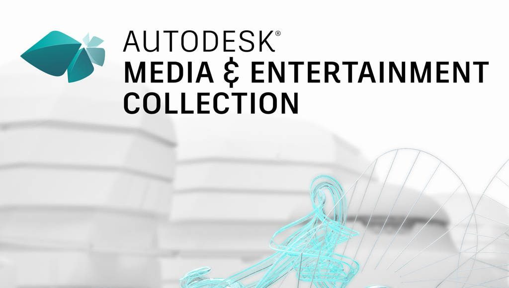 Autodesk° Media & Entertainment Collection : Photo © Autodesk