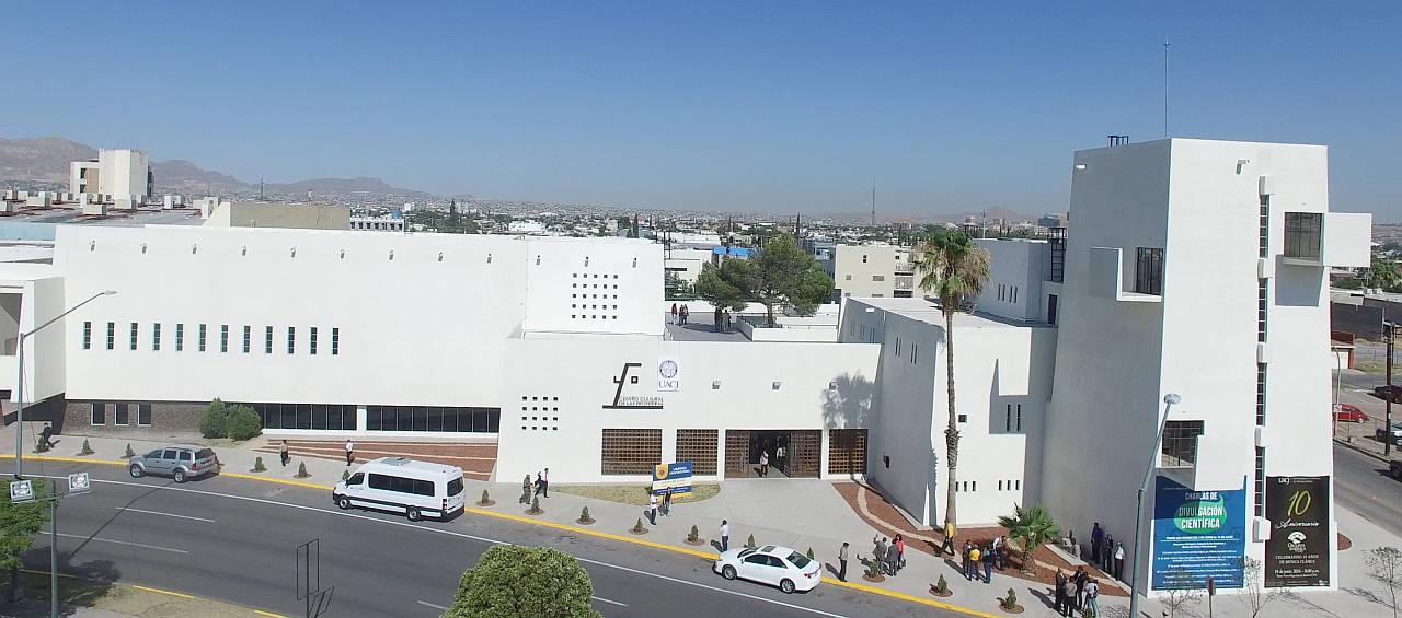 Centro Cultural de las Fronteras : Fotografía © Secretaría de Cultura de México