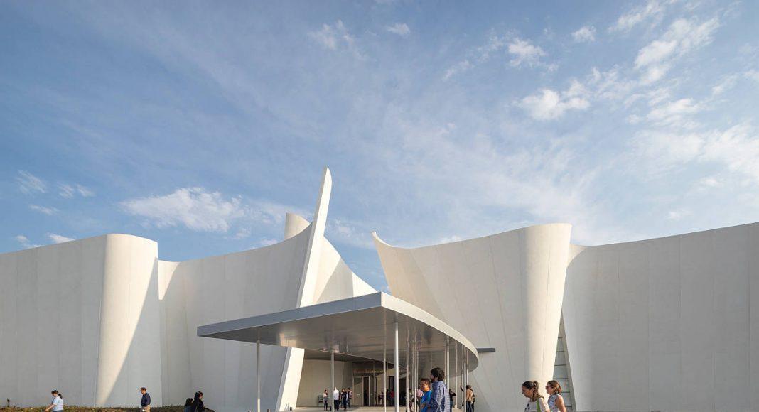 Danstek construye el Museo Internacional del Barroco en tiempo record : Fotografía © Danstek México
