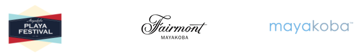 Logo © Fairmont Mayakoba