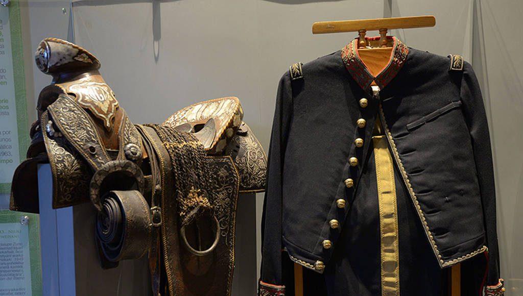 Recientemente se abrió la sala El Museo de Ayer : Foto © Héctor Montaño INAH