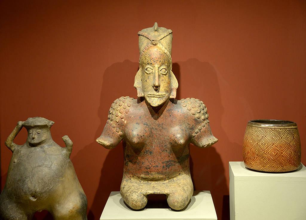 El recinto resguarda objetos arqueológicos, paleontológicos, históricos y etnográficos : Foto © Héctor Montaño INAH