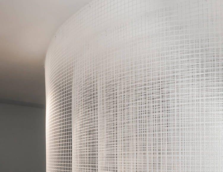 LIGA 23: Una columna es un sistema, S-AR : Fotografía © Luis Gallardo, LGM Studio