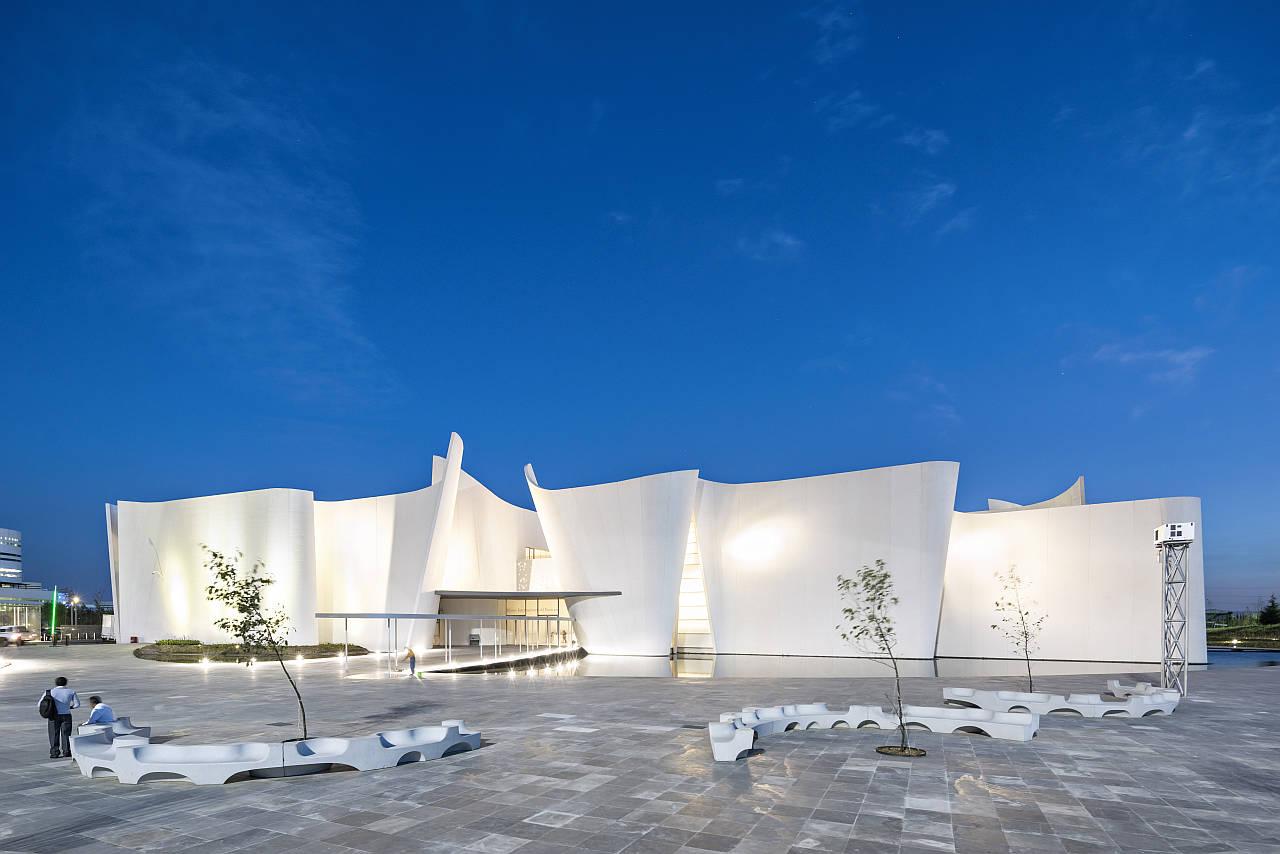 Museo Internacional del Barroco, Cholula, Puebla : Fotografía © Danstek, cortesía de © Premio Obras Cemex