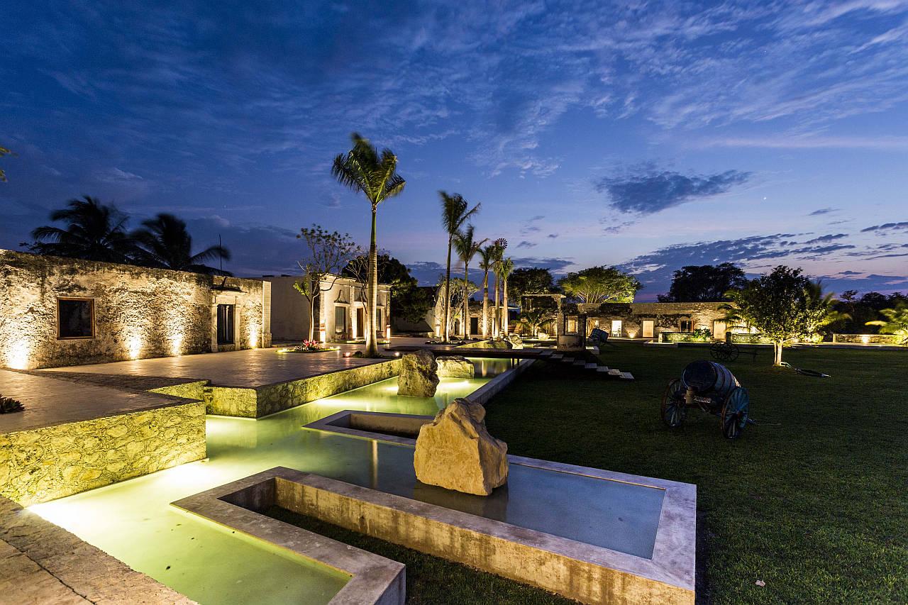 Hacienda Niop Segunda Etapa, Champotón, Campeche : Fotografía cortesía de © Premio Obras Cemex