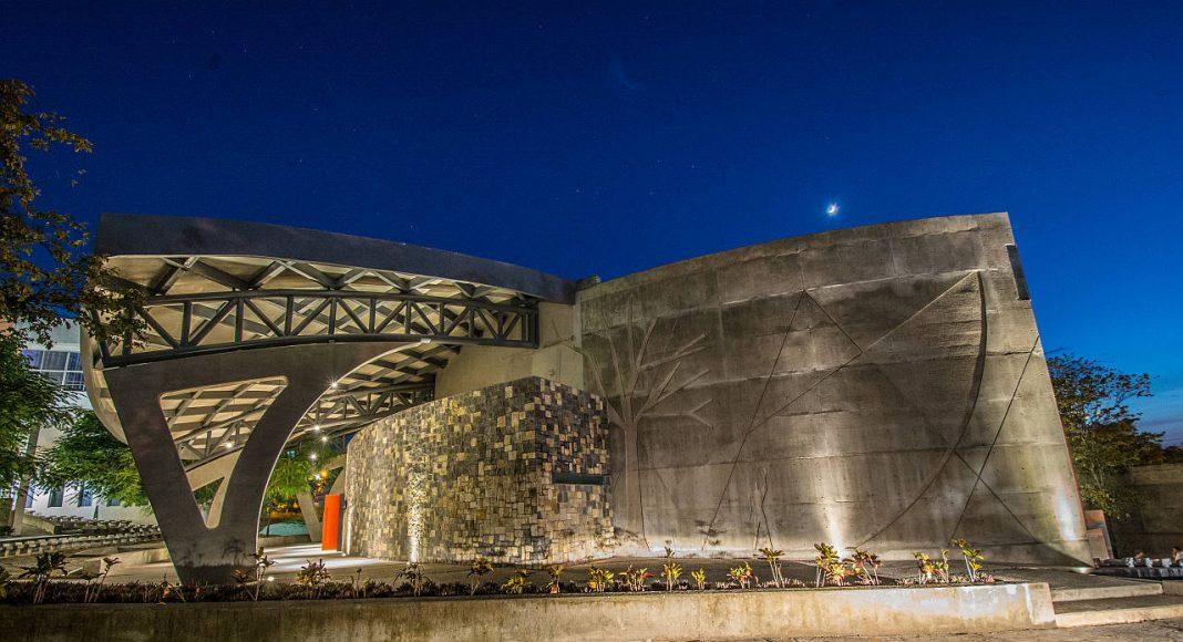 Teatro Manuel José Othón, Ciudad Valles, San Luis Potosí : Fotografía cortesía de © Premio Obras Cemex