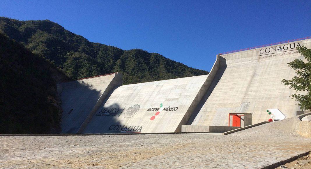 Presa La Palma, Los Cabos, Baja California Sur : Fotografía cortesía de © Premio Obras Cemex