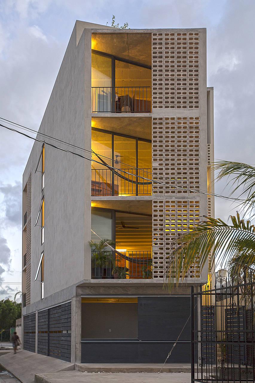Estudios Donceles, Cancún, Quintana Roo : Fotografía © A Blademir Alvarez, cortesía de © Premio Obras Cemex