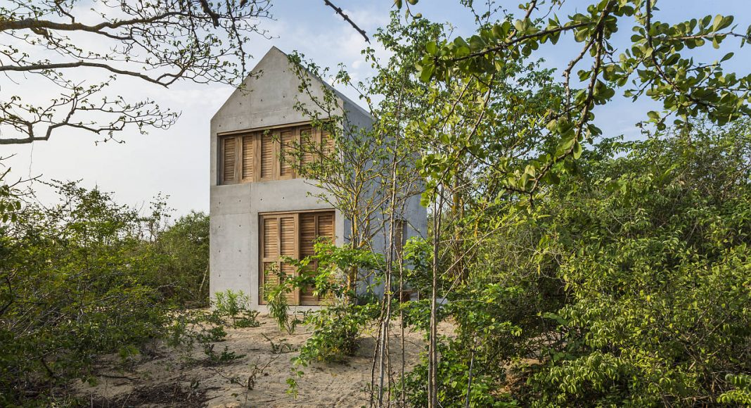 Casa Tiny, San Pedro Tututepec, Oaxaca : Fotografía cortesía de © Premio Obras Cemex