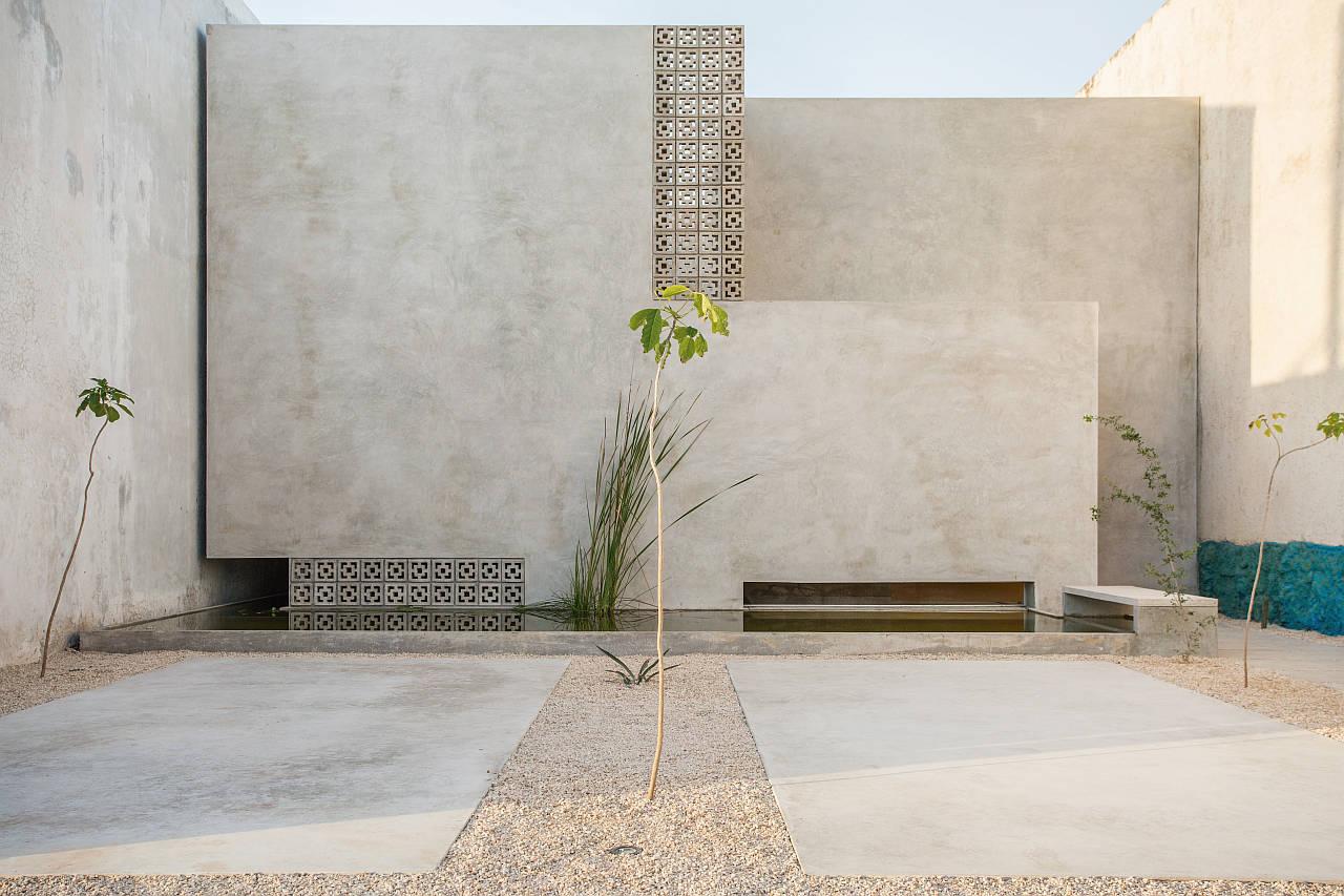 Casa Gabriela, Mérida, Yucatán : Fotografía cortesía de © Premio Obras Cemex