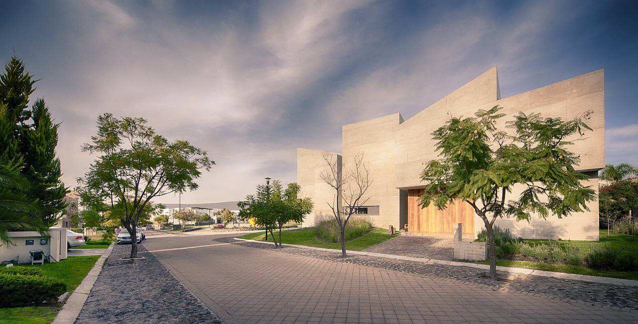 Casa L, Querétaro, Querétaro : Fotografía cortesía de © Premio Obras Cemex
