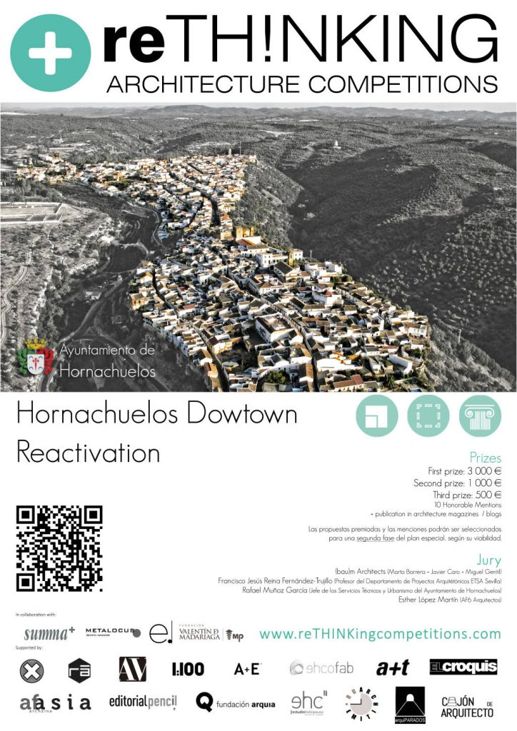 Hornachuelos Downtown Reactivation : Photo © reTHINKing Architecture Competitions