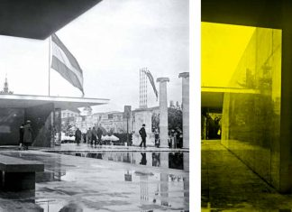 Simposio Mies van der Rohe – Barcelona, 1929 : Photo © Fundació Mies van der Rohe