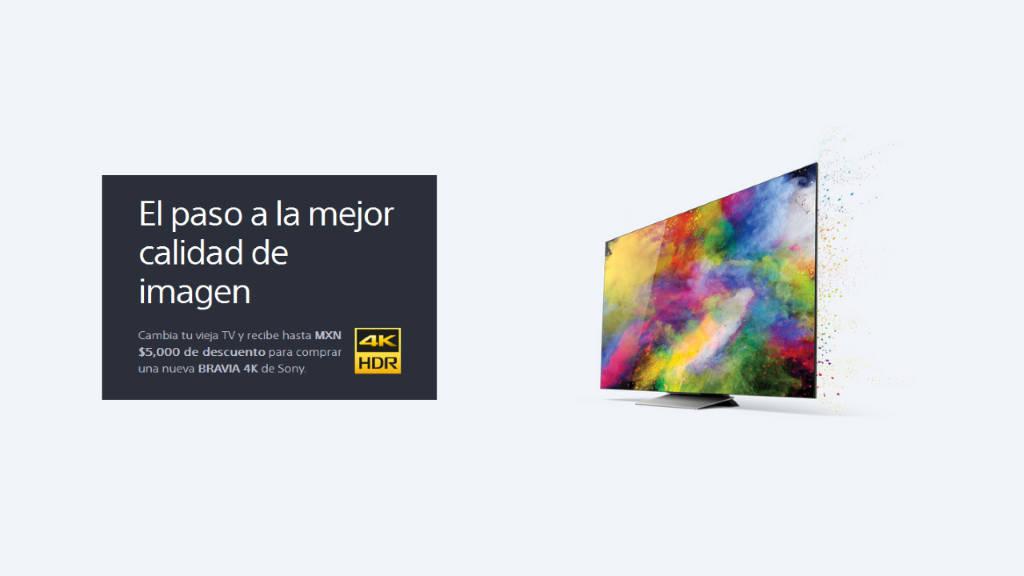 Iniciativa Cambia tu TV de SONY Mëxico : Fotografía © SONY México