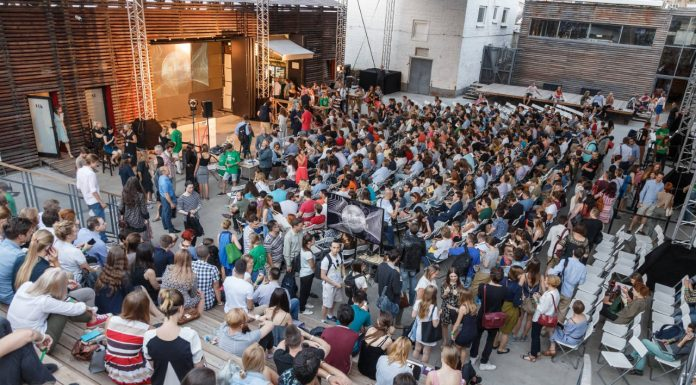 The theme of the 7th academic year at Strelka is The New Normal : Photo credit © Strelka Institute for Media, Architecture and Design