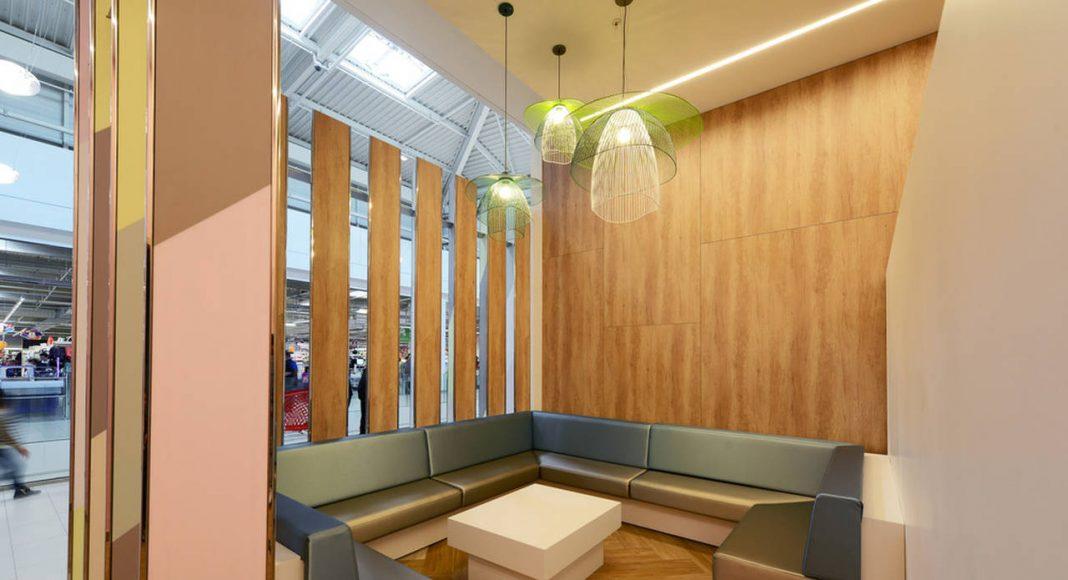 Centro Comercial y Parque Recreativo Les Saisons por Arte Charpentier Architectes : Photo credit © Epaillard+Machado