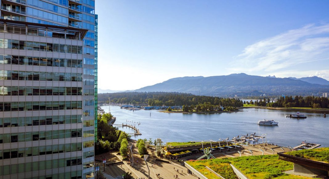 Fairmont Pacific Rim - Owner's Suite View : Photo credit © Fairmont Pacific Rim