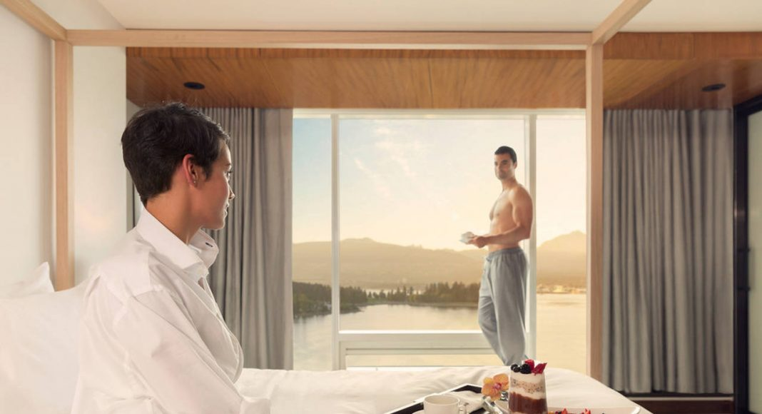 Fairmont Pacific Rim - Owner's Suite Breakfast in Bed - Lifestyle : Photo credit © Fairmont Pacific Rim