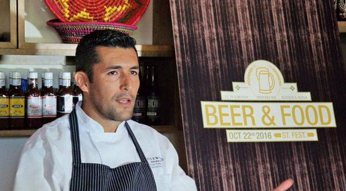 Chef Juan Pablo Loza - Chef Ejecutivo de Rosewood Mayakoba : Fotografía © Mayakoba